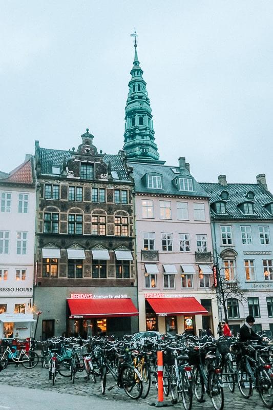 que ver en Copenhagen