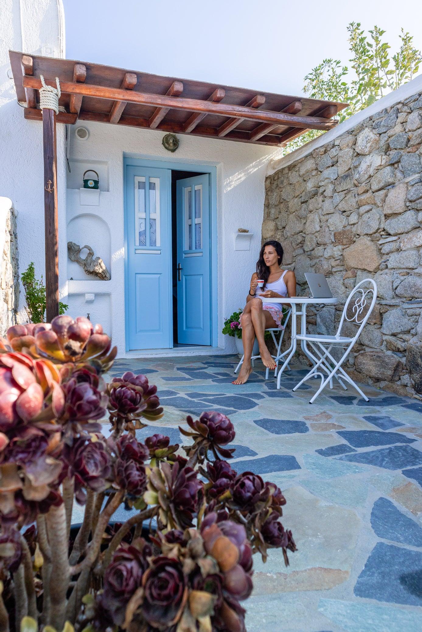 best airbnb in mykonos