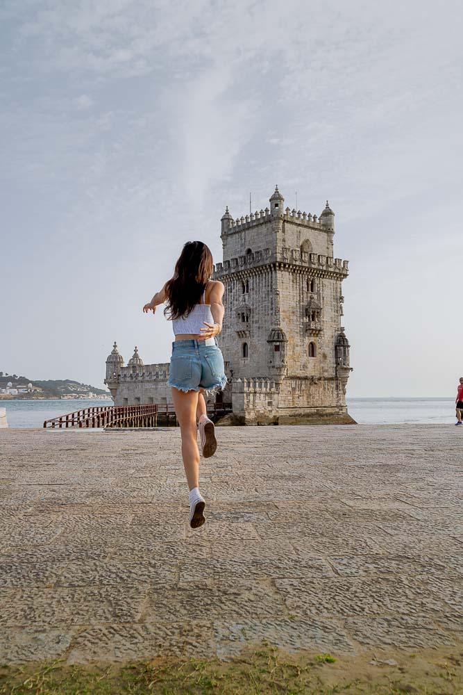 Lisboa Torre de belem