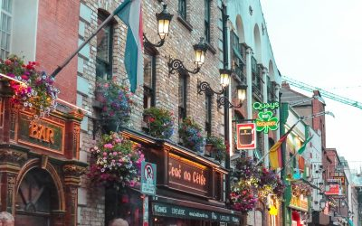 Dónde alojarse en Dublín los primeros días